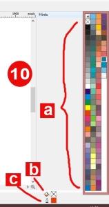 10 bagian warna