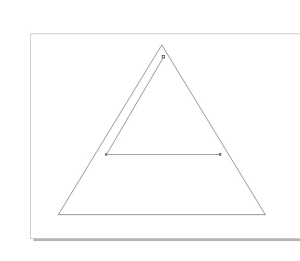 membuat logo denganc orel draw L