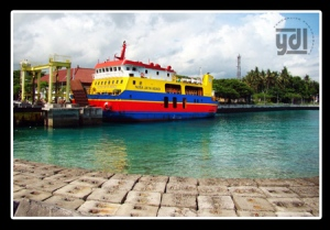 kapal roro penyebrangan ke nusa penida ydl